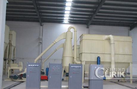 Powder modifying machine/powder coating machine