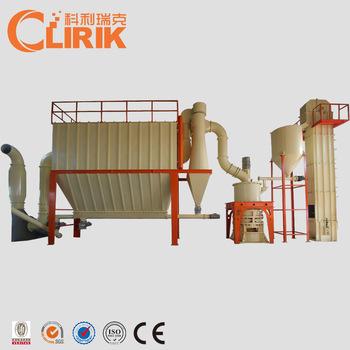 Zeolite Powder Processing Plant & Zeolite Roller Mill