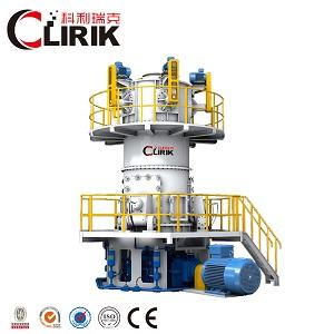 Vertical roller powder grinding mill