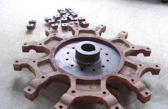 Raymond Roller Mill Parts- Plum Blossom